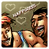 Sonnet: Comics - Tony & Steve - Happiness