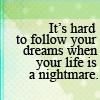 nightmare life