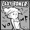 ladyboner
