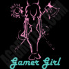 (Geek) Mage gamer girl