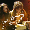 jjpor: Four/Romana!!!