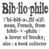 Faerlyn: bibliophile