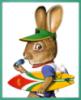 супер заяц