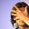 Entendre? Make mine a double.: SN Jared if your hand is bigger than you