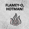 sexually frightened know-it-all: flamey-o!