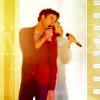 glee - Rachel/ Blaine - sing it