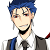 Lancer || Cú Chulainn: had kept honor and life for me
