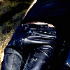 leather, chris pine
