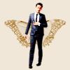 Joseph Gordon Levitt butterfly