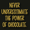 defe ~ la sezione aurea del fandom (cit.): general | chocolate