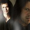 Miss. Brie: [C2] Chad/Eliot dark lights