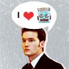 Ianto likes robots