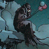 Midnighter has balloons