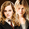 Fleur/Hermione - Entangled