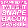 Heather: MLP -> TWILIGHT SNAPE BACON SPARKLE