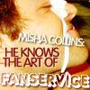 hikaruryu: Misha Collins - Fanservice