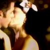John Aeryn Wedding kiss