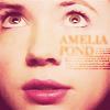 amelia pond. doctor who