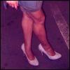 туфли ноги