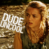 tv // GoT // dude uncool