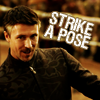 tv // GoT // strike a pose