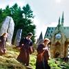 HP - Trio.Hogwarts