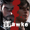 hawke has a gender confusion