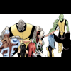 Rogue: with the kids