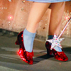 Ruby Slippers <3