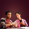 sexually frightened know-it-all: troy & abed