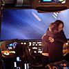 Mercy: [SGU] Chloe - hug