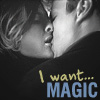 Castle - kiss - I want magic