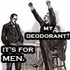 Deoderantformen!