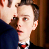 they can't touch us, or what we have: Glee - Kurt in a daze post-kiss
