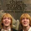 HP - Weasley Twins