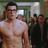 [glee] ;; finn ;; underwear