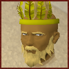Wournos - yellow chompy hat