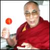 кендама, Далай Лама