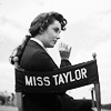 elizabeth ✟ miss taylor