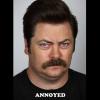 ron mood: annoyed