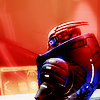 Meretseger: Mass Effect: Garrus Red