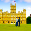DOWNTON ABBEY highclere castle exterior
