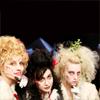 mooosicaldreamz: unholy trinity zombie trio