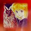 HxH - Kurapika & owl