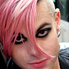 pink hair tommy