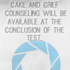 Cake and Counseling