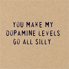 evilgenius95: dopamine levels
