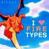 fire types