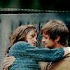 Robin and Marian - hug