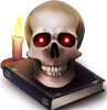 skull candle book